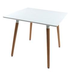 [GAWON] CREAMY 북유럽풍 정사각테이블(80X80)/식탁 테이블