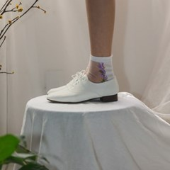 lace flower socks