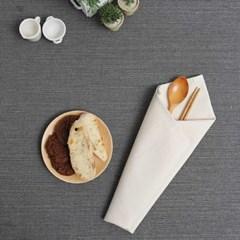 [자수반제품] 캔버스 식탁 매트
