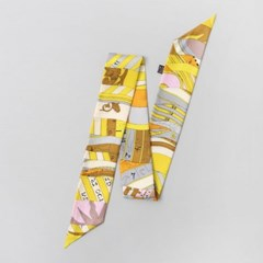 Silk Sleep Petit Tie Scarf
