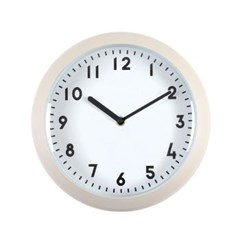 TT 모디바 모던벽시계 매트블랙_(652120)