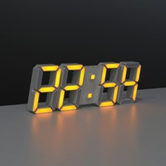 [무아스] 프리미엄 3D LED 벽시계
