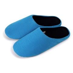 [WithTiG]패브릭 소프트슬리퍼_Sea blue