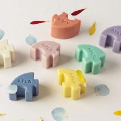 에이플비 APLB 매직퍼즐 비누 8종