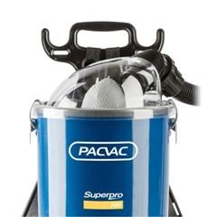 PACVAC 백팩 슈퍼프로700 유선(코드길이18m) 헤파필터 청소기