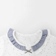 [메르베] 미니도트 신생아 우주복/북유럽아기옷_여름용(_(1019943)