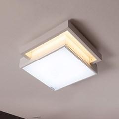 더블 LED 25W 현관 센서등, 직부등_(1158842)