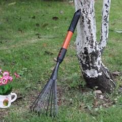 실속형 원예 낙엽갈퀴1개