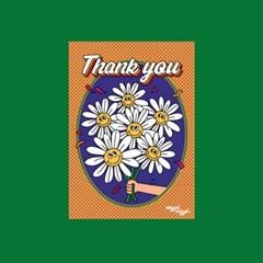 [위글위글] Lenticular Post Card (3종)