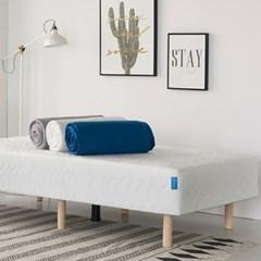 하임 투인원(2in1) 독립스프링 일체형 슈퍼싱글(SS)침대+커버