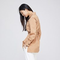 IN & OUT SHIRT (Sand Beige)
