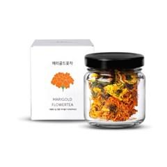 [꽃을담다]Mini 메리골드꽃차