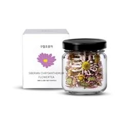 [꽃을담다]Mini 구절초꽃차