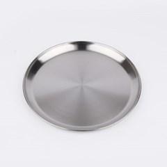 스테인레스 원형 접시 3size (택1)