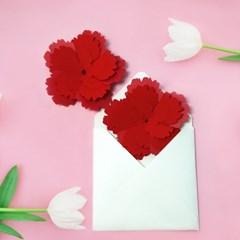 [Only 10x10] 카네이션 Carnation 카드