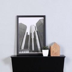 블랙-A3 홈갤러리 벽걸이 액자