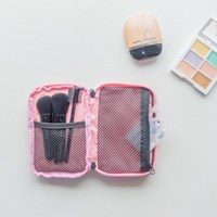 MULTI POUCH TRAVEL-berry stupid