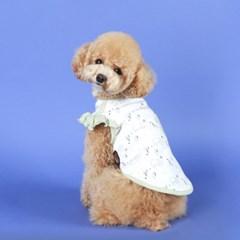 오가닉 북극곰 프릴 티셔츠
