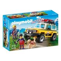 플레이모빌 산악 구조 트럭(9128)