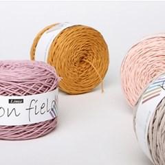 [손뜨개실] cotton field 코튼필드