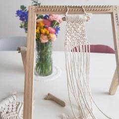 [텐텐클래스] (부산) 마크라메 벽장식 만들기