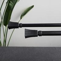 블랙솔리드 커튼봉 25mm