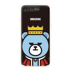 YG 크렁크 BLACK iPhone7 / 8 그래픽 라이팅 케이스