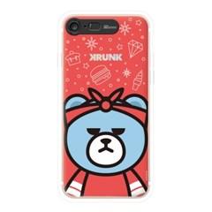 YG 크렁크 RED iPhone7 / 8 그래픽 라이팅 케이스