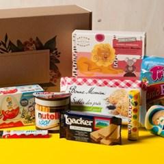 OWLBOX 종합과자선물세트 편 : 어린이 박스
