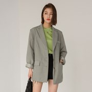 3-button formal jacket