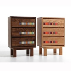 TWIN CHEST VARIATION (RED OAK)