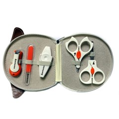 [장안하이텍]안전 손톱가위 5종 세트