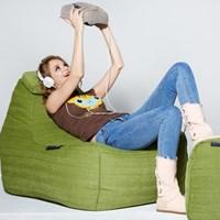 엠비언트라운지 영국 빈백 티볼리 쇼파 - 3color(발받침 증정)