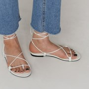 daily simple strap sandal