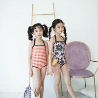 [아동](여름)레트로수영복[5-13]_(1101908)