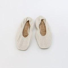 Ballet banding flat shoes