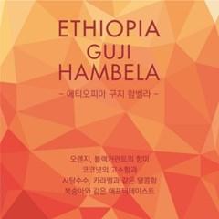에티오피아 구지 함벨라 200g
