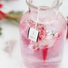 [꽃을담다] 맨드라미 꽃차 티백