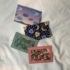 [뮤즈무드] muse mood postcard ver.2
