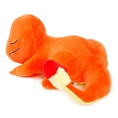 포켓몬스터 봉제인형-잠자는 파이리(40cm)