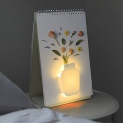 PAGE BY PAGE LAMP BLOSSOM