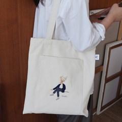 Ivory Pocket bag