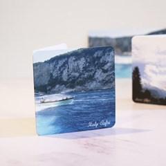 아이씨엘 포토 태그 카드 - Europe  4set