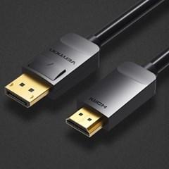 벤션 무산소 DP to HDMI 케이블/무산소 동선