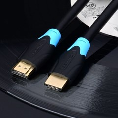 벤션 골드블랙 HDMI 2.0 케이블/4K UHD