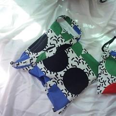 Memphis white bag