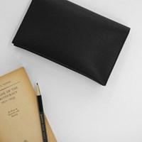 Double pocket pouch_Black