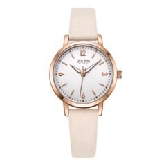 [쥴리어스정품]JA-1070 여성시계 손목시계 가죽밴드