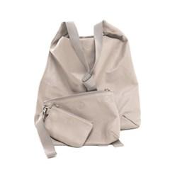 KNOT SHOULDER BAG (GREY)