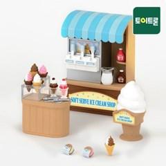 [실바니안공식] 5054-소프트 아이스크림가게(2811)_(1182612)